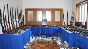 Fábricas de armas no Norte do País alimentam terrorismo