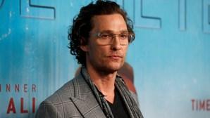"""Matthew McConaughey: """"Fui molestado por um homem enquanto estava desmaiado"""""""