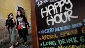 Itália prepara novas medidas para conter o avanço da pandemia