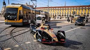 Um bólide de Fórmula E no Terreiro do Paço? Félix da Costa provou que é possível