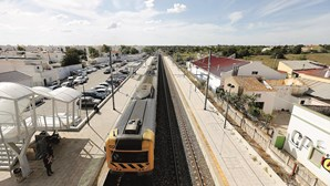 Modernização da linha férrea custa 60 milhões de euros