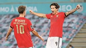 Linhas do VAR preocupam Benfica
