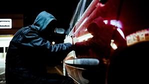 Ladrão deixa 500 euros para trás durante assalto em Viseu