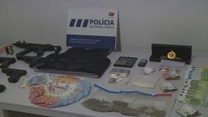 PSP de Portimão dá golpe no tráfico com oito detenções