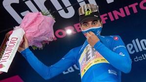 Rúben Guerreiro tem vitória na montanha na Volta a Itália quase garantida