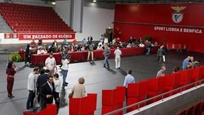 Benfica equaciona adiamento das eleições