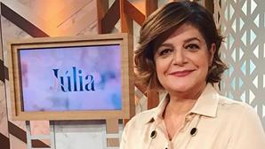 Júlia Pinheiro em isolamento após contacto de risco