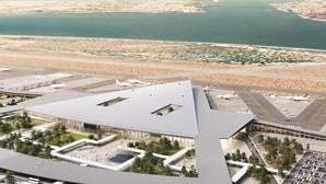 Judiciária faz buscas por causa de novo aeroporto do Montijo