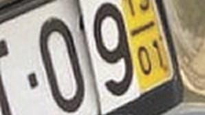 Carro de agente da PSP apreendido por ter número falso na matrícula