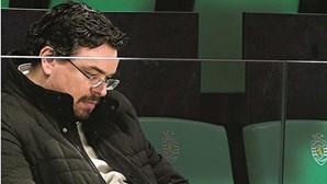 Diretor das modalidades do Sporting esconde condenação por violência doméstica