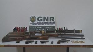 GNR detém idoso após ameaças dentro de estabelecimento em Mirandela
