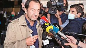 Presidente do Sporting suspenso por 45 dias após declarações sobre arbitragem