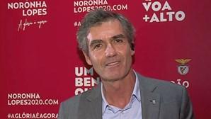 """Noronha Lopes: """"Quando for presidente do Benfica, o clube não terá que fazer alianças com nenhum outro"""""""