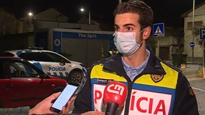 PSP monta várias operações no País para fiscalizar normas referentes à pandemia da Covid-19