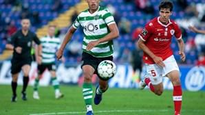 Sporting vence Santa Clara com 'bis' de Pedro Gonçalves