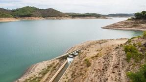Tempestade não tira barragens nacionais do vermelho