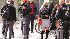 Alemanha regista recorde com 1244 mortes em 24 horas