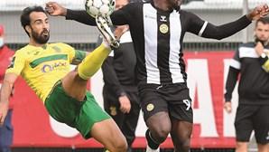 Nacional da Madeira e Paços de Ferreira com empate ajustado em jogo emotivo