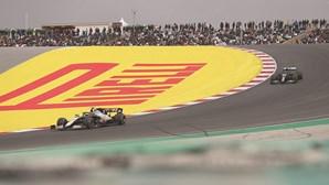 14 casos de Covid-19 em equipas de Fórmula 1 que estiveram no Autódromo do Algarve