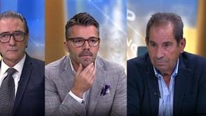 Otamendi a capitão do Benfica: António Simões entra em direto na CMTV após ser atacado por Octávio Machado