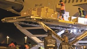 Portugal tem 29 milhões de equipamentos de proteção individual contra a Covid-19