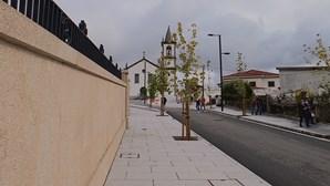 População de Felgueiras cumpridora das regras anti-Covid em dia de missa