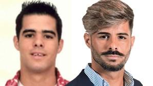 As imagens impressionantes da transformação de Rui Pedro do 'Big Brother'