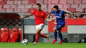 Benfica derrota Belenenses SAD e conquista quinta vitória em cinco jogos na I Liga
