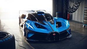 Bolide, o Bugatti que tem 1850 cv e passa dos 500 km/h