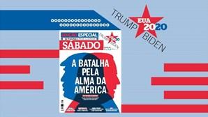 SÁBADO debate sobre as eleições norte-americanas