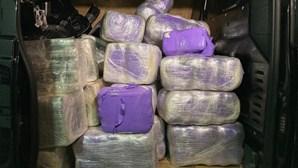 PJ apreende mais de uma tonelada de cocaína no Algarve