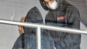 Homicidas do Algarve zangam-se e terminam o namoro