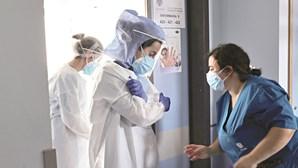 Esperadas 7 mil infeções de Covid-19 por dia na região Norte