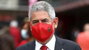 Luís Filipe Vieira reeleito presidente do Benfica em votação histórica