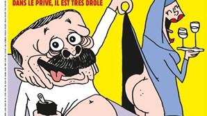 'Charlie Hebdo' faz caricatura de Erdogan e aquece tensão entre França e Turquia