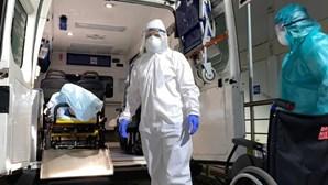 Hospital das Forças Armadas recebe 15 doentes com Covid-19 de hospitais públicos