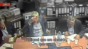 Recurso no caso dos interrogatórios de José Sócrates e Ricardo Salgado negado