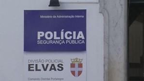 PSP faz buscas domiciliárias no centro histórico de Elvas