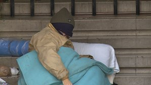 Portugal anuncia plataforma europeia sobre pessoas sem-abrigo