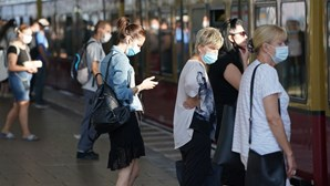 Coronavírus surgiu na China mas foi a partir da Europa que mais se espalhou para o Mundo