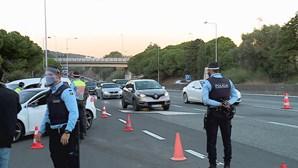 """""""Eu venho de trabalhar, não venho em excursão"""": Condutores indignados com fiscalização à circulação em Lisboa"""