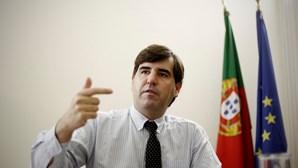 Ex-secretário de Estado com caução de 150 mil euros para ficar em liberdade