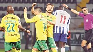 FC Porto em 'estado de Calamidade' deixa três pontos na Mata Real