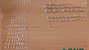 Homem detido em Sines com quase 2 mil doses de droga