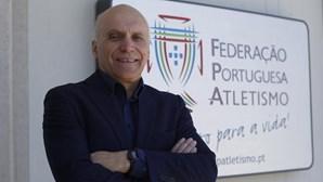 """Jorge Vieira de novo presidente da FPA, """"pelo futuro do atletismo"""""""