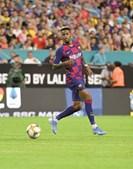 Todibo tem 20 anos, é francês, e chega do Barcelona ao Benfica