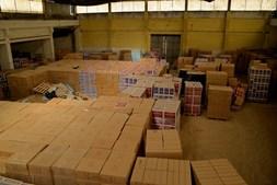 Empresa em Alcochete servia de base para o esquema. Arguidos trocavam maços de tabaco por outros artigos para enganar autoridades nas exportações