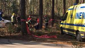 A co-piloto Laura Salvo, de 21 anos, morreu num acidente durante as provas oficiais do Rali Vidreiro 2020, na Marinha Grande. A navegadora competia num carro Peugeot junto do piloto Miquel Socias.