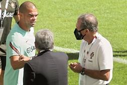 Pepe tem 37 anos