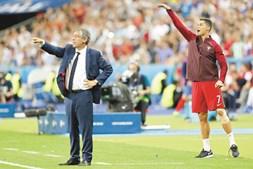 Momentos marcantes da final do Euro 2016, no Stade de France